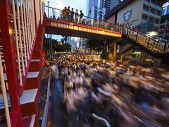 P7010296 (Keith Kwok) Tags: hk march democracy 71 istofjuly hongkong71march2014