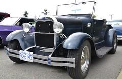 "1928 Ford Model A  Pickup  ""Hot Rod"" (Custom_Cab) Tags: street black hot ford up truck model pickup rod pick custom 1928 roadster a"