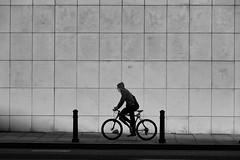 breathe (zip po) Tags: street morning ireland light shadow blackandwhite dublin mono breathe