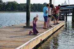 summer vacation beach casey nathan maya southcarolina grady harborisland crabbing brendel 2014 fujixt1