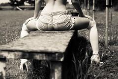 (ricziiricz) Tags: nyc people bw usa hot cute sexy girl sex blackwhite high nice model women flickr 2000 day highheels foto legs profile young poland heels session stocking overknee 1000 sexi followme fotomodel topmodel f4f overknees grasz instagram