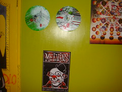 i like to see whores nailed to my wall (old ernie) Tags: melvins seawhores amrep rockishell