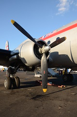 DSC_3630 (Proplinerman) Tags: reading pennsylvania aircraft engine douglas airliner propellor midatlanticairmuseum skymaster dc4 c54 propliner spiritoffreedom n500ej bahf berlinairlifthistoricalfoundation