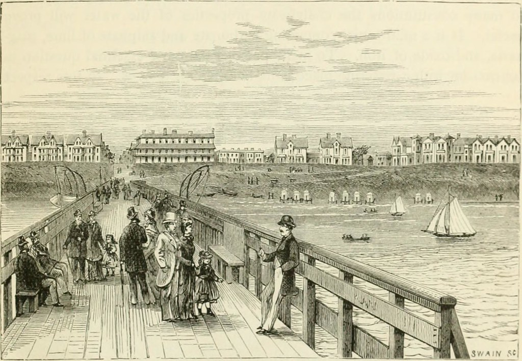 "Image from page 76 of ""An illustrated and descriptive guide to the great railways of England and their connections with the Continent"" (1885)"