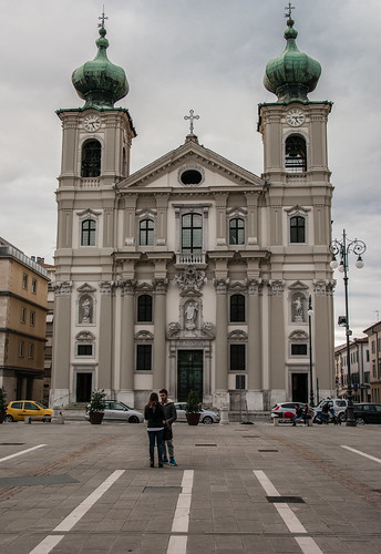 Gorizia - Saint Ignatius's Church