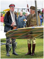 WW1 (Aerofossile2012) Tags: ww1 1418 uniforme uniform reenactors laferté 2015 reconstituants people