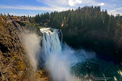 Snoqualmie Falls, Washington (rebeccabphotos.com) Tags: snoqualmiefalls waterfall washingtonphotography washington water spring pacific northwest scenic river landscape forest outside outdoors visitwashington experiencewa adventure nothingisordinary photography pnw pnwphotography snoqualmie