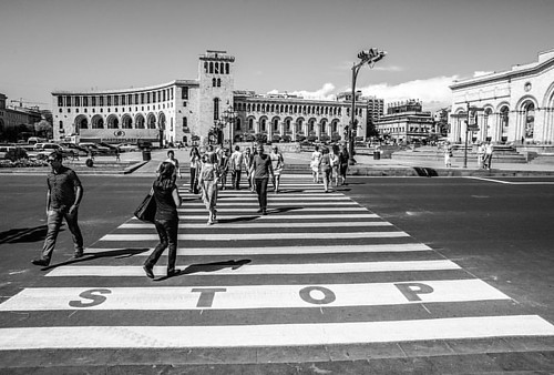 Yerevan. Armenia
