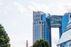Tokyo Baycourt Club Hotel & Spa Resort (Dick Thomas Johnson) Tags: japan tokyo koto 日本 東京 江東 東京ベイコート倶楽部ホテルスパリゾート tokyobaycourtclubhotelsparesort 建物 ビル 高層ビル buildings 建築 architecture structure