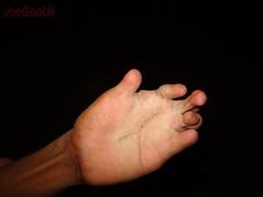 Deformity (joegoaukextra3) Tags: joegoauk goa deformity handicapped half abnormality