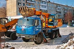 Tatra 815  О 590 КТ 45 (RUS) (zauralec) Tags: tatra 815 о 590 кт 45 rus город курган улица kurgancity streetnevezhina