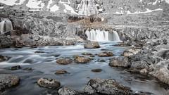 It was just like yesterday (OR_U) Tags: 2017 oru iceland dynjandi waterfall water sliderssunday hss cutout selectivecolour le longexposure movement motion fjallfoss westfjords arnarfjörður 169 widescreen