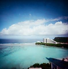 Guam US / Kodak Pro Ektar / Lomo LC-A 120