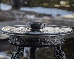 Coffee and spring (evaeblonski) Tags: