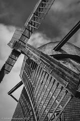 Windmill (johanpettersson63) Tags: västragötalandslän sverige se borg väderkvarn windmill bw mellby stora