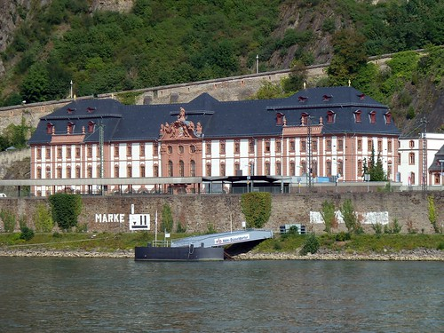 Schloss Philippsburg bei Koblenz