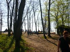 Am Gipfelkreuz (Jörg Paul Kaspari) Tags: eller diecalmonttour wanderung wandertour frühling spring calmont am gipfelkreuz