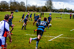 Witney 3's vs Swindon College-1185
