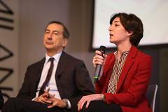 EOS_8530 Giuseppe Sala e Cristina Tajani (Fondazione Giannino Bassetti) Tags: milano progetto comunedimilano maifattura politica culutra neu