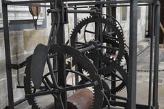 Oldest working clock in the world (Matt From London) Tags: salisbury clock salisburycathedral wheels cogs