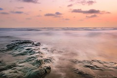 Sunset at Alibag (kaustubh.nerurkar) Tags: ngc seaside sea seashore serene india maharashtra alibag sunset sun waves colors colorful nikon