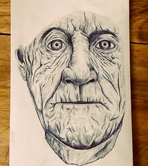 2017-03-16_01-55-10 (ABAKvitkin) Tags: drawing pencil body faces