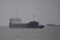 DSC_5000 (sauliusjulius) Tags: lvlpx liepaja latvia port libau karosta libava janis янис imo 8875530 mmsi 273435220 call sign ufmv pilot4 pilot vessel liepāja 275038000 yl2475