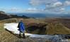 View from Bioda Buidhe across to Staffin, the Quiraing, Trotternish, Isle of Skye (HighlandArt13) Tags: staffin quiraing quirang isleofskye skye scottishhighlands scotland hillwalking biodabuidhe trotternish ridge hebrides needle