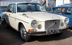 PLP 176L (Nivek.Old.Gold) Tags: 1973 volvo 164 auto 2986cc aca