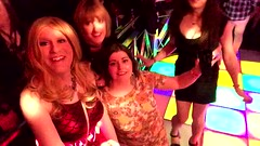 Feb 2017 - Pryzm (Leeds) dance floor (Girly Emily) Tags: transgender nightclub music england gb boytogirl mtf maletofemale crossdresser cd tv tvchix tranny trans transvestite transsexual tgirl convincing dress feminine girly cute pretty sexy xdresser leeds pryzm