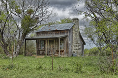 Old Cabin 1 (Largeguy1) Tags: approved old cabin landscape clouds canon 5dsr hdr