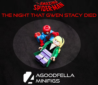 The Death of Gwen Stacy [COMICS] [A DAY IN THE LIFE]