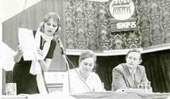 Margaret Ewing, Janette Jones and Gordon Wilson (Scottish Political Archive) Tags: bain ewing snp scottish national party mp wilson jones