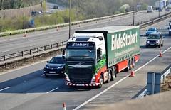 Eddie Stobart 'Sienna Aileen' (stavioni) Tags: eddie stobart truck trailer lorry esl volvo fh fh4 460 sienna aileen h4329 ks15zzj