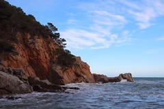 Cala Morisca (Albert T M) Tags: tossademar costabrava mediterrani calamorisca onades blau cala catalunya catalonia catalogne