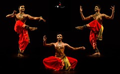 Parshwanath_18 (akila venkat) Tags: bharatanatyam parshwanathupadhye maledancer dancer art culture performance indiandance classicaldance bangalore sevasadan