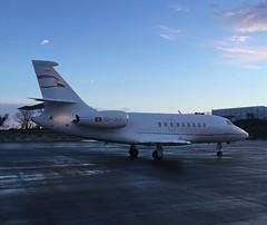 HB-IAU Falcon 2000EX CAT Aviation (corkspotter / Paul Daly) Tags: hbiau dassault falcon 2000ex f2th 14 l2j fqas 4b1534 caz cat aviation ag 2003 fwwgm 20031014 ork eick cork