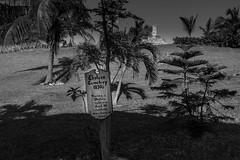 Hope Town Cholera Cemetery - Elbow Cay, Bahamas (RobMatthews) Tags: hopetown seaofabaco caribbean monochrone bw bahamas cholera cemetery miscstuff