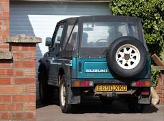 E690 XKO (Nivek.Old.Gold) Tags: 1988 suzuki sj413 5speed softtop