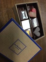 2017-03-14 07.02.24 (Darjeeling_Days) Tags: iphone6 チョコレート ホワイトデイ ジャンポールエバン