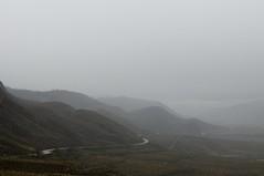 Driving to Kamloops (Cariboo Finn) Tags: fog rain highway1 landscape hills cariboo