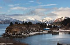 Rugged (rishaisomphotography) Tags: gibsoncove kodiak alaska landscape outdoors cove bay water ocean sea nature mountains clouds naturephotographer island