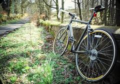 Spring ride (Nicolas Valentin) Tags: bike scotland tour cycling bicycle machine speed