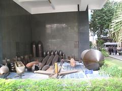 Vietnam War Remnants Museum (rylojr1977) Tags: war vietnam weapons history saigon hochiminhcity ordnance bombs shells