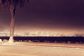 SF lights from tresor island