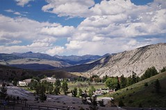 Mammoth Hot Springs Terraces (michael.veltman) Tags: mammoth hot springs yellowstone national park