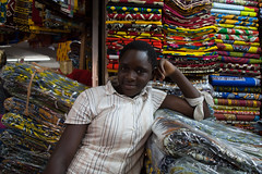 Kampala, Uganda (Nadine Bergmann) Tags: uganda kampala kitenge africa chitenge fabrics