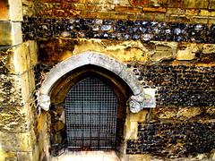 Waltham Abbey Church (Daz Reject) Tags: waltham abbey church heads