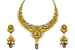 Necklace (kunal Malhotra Photography) Tags: jewellery product gold delhi india necklace earing