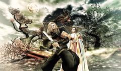 The Protector (Luca Arturo Ferrarin) Tags: secondlife tangyun princess zenith jomo spring dragon beautiful china